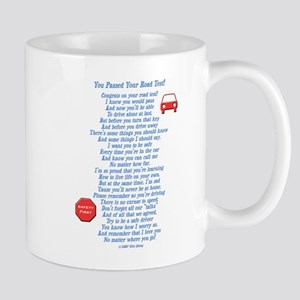 You Passed Road Test Mug