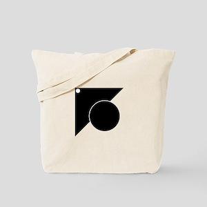 Black n White Tote Bag