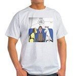 Discount Airfare Issues Light T-Shirt