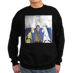 Discount Airfare Issues Sweatshirt (dark)