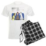 Discount Airfare Issues Men's Light Pajamas