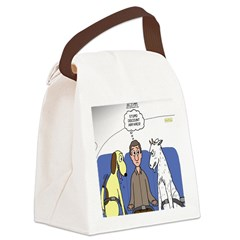 Discount Airfare Issues Canvas Lunch Bag