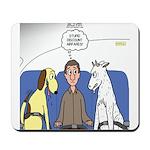 Discount Airfare Issues Mousepad