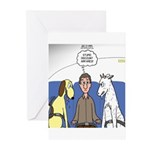 Discount Airfare Issues Greeting Cards (Pk of 10)