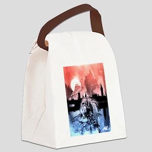 Shoggoths of London Canvas Lunch Bag