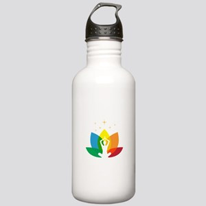 Audacity Yoga Stainless Water Bottle 1.0L