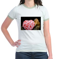 Tamarin With Valentines Gift T