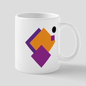 Playful cubes Mug