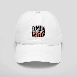 Licensed Fight Like a Girl 31.8 Endometrial Ca Cap
