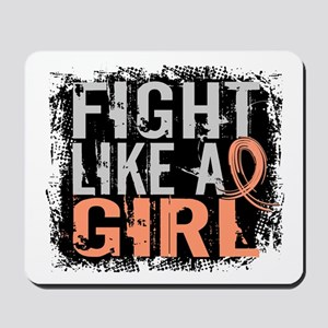 Licensed Fight Like a Girl 31.8 Endometr Mousepad