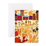 City Harvest Greeting Cards