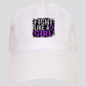Licensed Fight Like a Girl 31.8 Chiari Cap