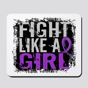 Licensed Fight Like a Girl 31.8 Chiari Mousepad