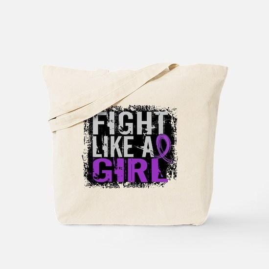 Licensed Fight Like a Girl 31.8 Chiari Tote Bag