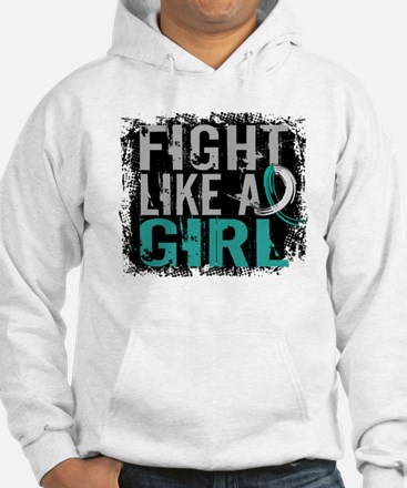 Licensed Fight Like a Girl 31.8 Jumper Hoodie