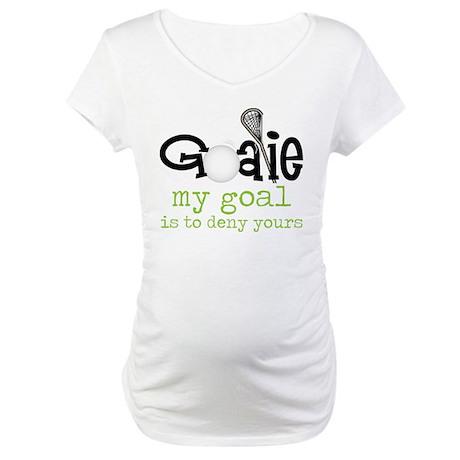 My Goal Maternity T-Shirt