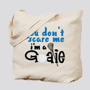 You Don't Scare Me Tote Bag