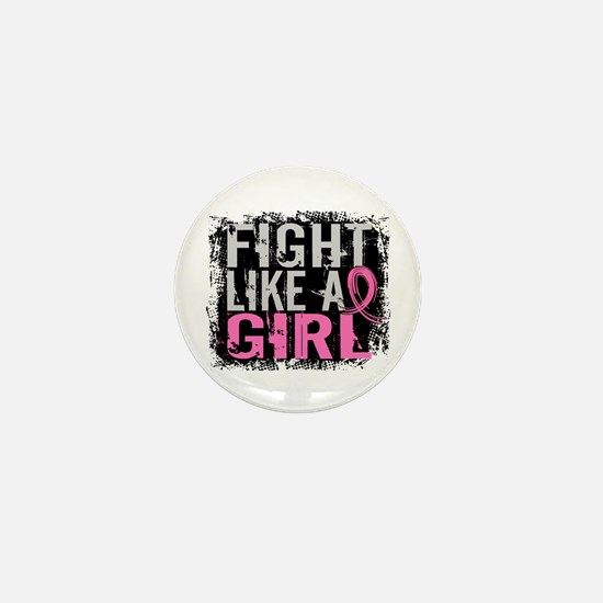 Licensed Fight Like a Girl 31.8 Mini Button