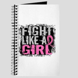 Licensed Fight Like a Girl 31.8 Journal