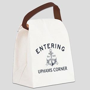 UPHAMS CORNER Canvas Lunch Bag