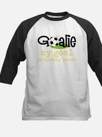 My Goal Kids Baseball Jersey