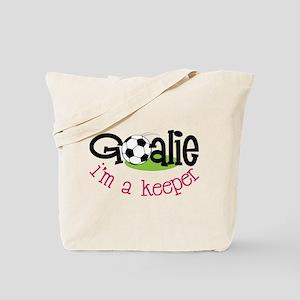 I'm A Keeper Tote Bag