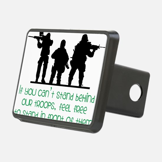 Our Troops Hitch Cover