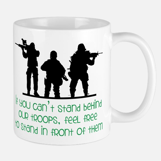 Our Troops Mug
