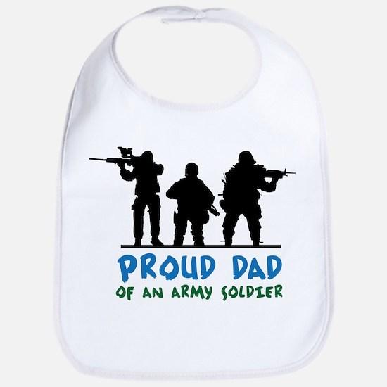 Proud Dad Bib
