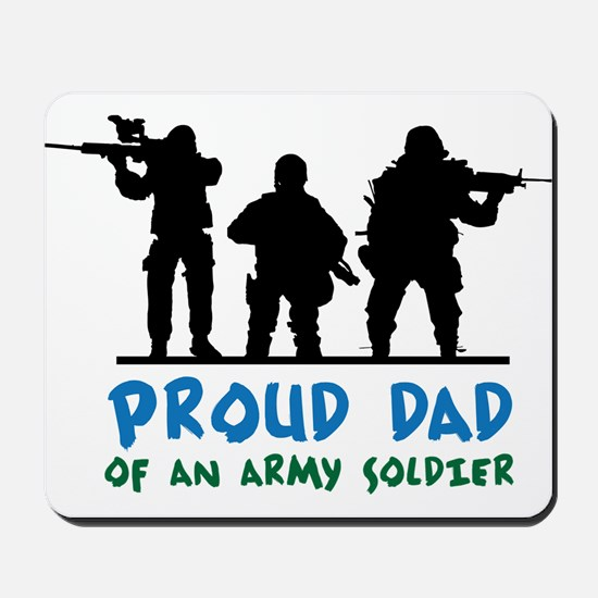 Proud Dad Mousepad