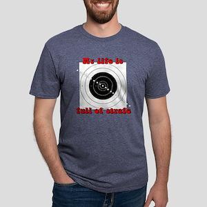 target6 Mens Tri-blend T-Shirt