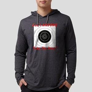 target1 Mens Hooded Shirt