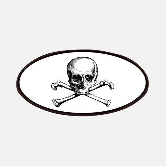 Skull and Crossbones Patches
