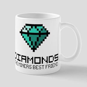 Diamonds are the miners best friend 2 (colored) Mu
