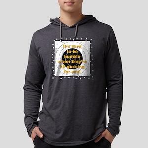 target10 Mens Hooded Shirt