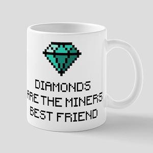 Diamonds are the miners best friend 1 (colored) Mu
