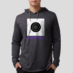 target11 Mens Hooded Shirt
