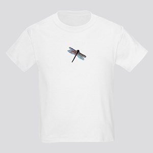 Dragonfly Painting Kids Light T-Shirt