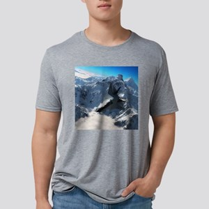 F-22 Raptor Mens Tri-blend T-Shirt