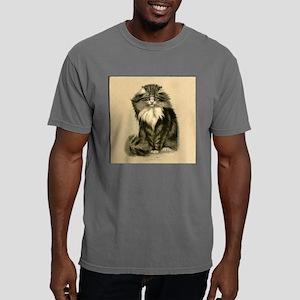 Beautiful Cat Mens Comfort Colors Shirt