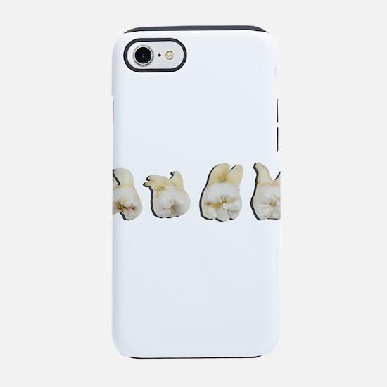 Wisdom Teeth iPhone 7 Tough Case