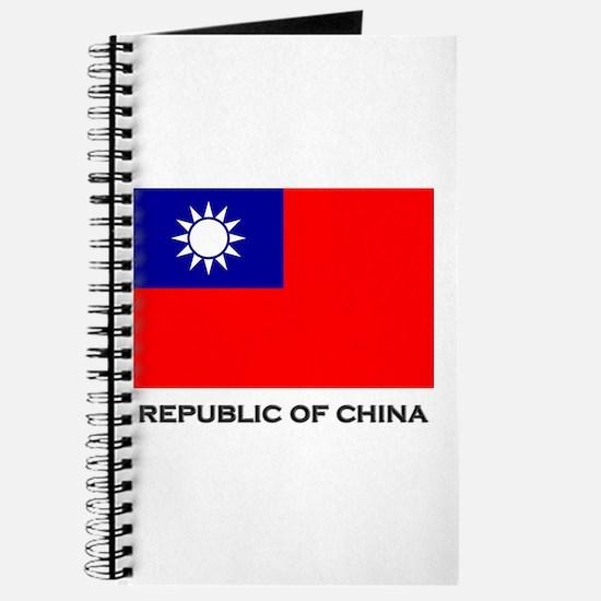 The Republic Of China Flag Stuff Journal