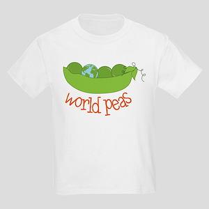 World Peas Kids Light T-Shirt