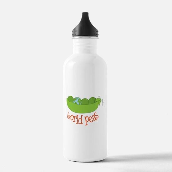 World Peas Water Bottle