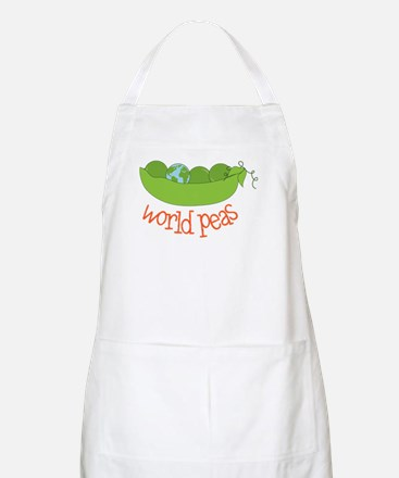 World Peas Apron