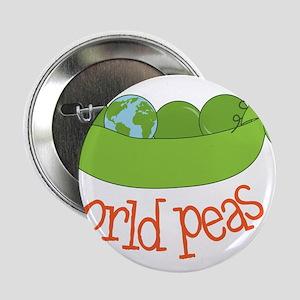 "World Peas 2.25"" Button"