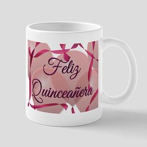 Feliz Quinceanera Mug