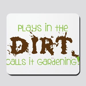 Dirty Dirt Mousepad