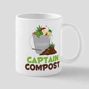 Captain Compost Mug
