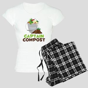 Captain Compost Women's Light Pajamas